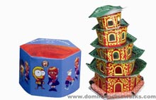 Fireworks - Ground Items - FRIENDSHIP PAGODA