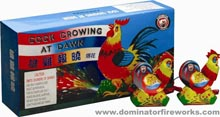Fireworks - Ground Items - COCK CROWING AT DAWN
