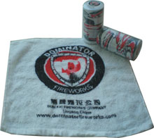Fireworks - Fireworks Promotional Supplies - Dominator Compressed Towel