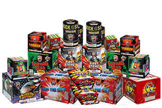 Fireworks - Fireworks Assortments - Noisy Neighbor Display