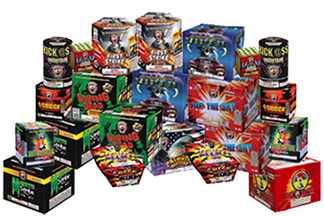 Fireworks - Fireworks Assortments - Master Blaster Fireworks Display