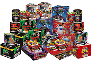 Fireworks - Fireworks Assortments - 4th of July Spectacular Display