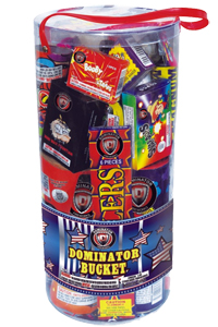Fireworks - Fireworks Assortments - Bucket of Fireworks