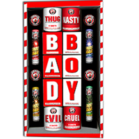 Fireworks - Fireworks Assortments - BAD BOY Fireworks Assortment