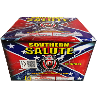 Fireworks - 500g Firework Cakes - Southern Salute