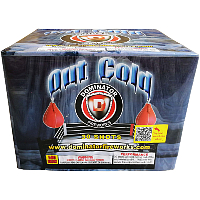 Fireworks - 500g Firework Cakes - Out Cold
