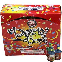 Fireworks - Party Poppers - Party Pops