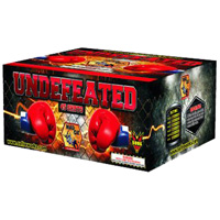 Fireworks - 500g Firework Cakes - Undefeated