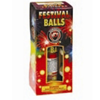 Festival Balls - Artillery Shells Fireworks For Sale - Reloadable Artillery Shells