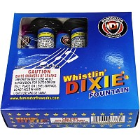WHISTLING DIXIE FOUNTAIN Fireworks For Sale - Fountains Fireworks