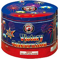 Victory Celebration w/ Parachutes Fireworks For Sale - Parachutes