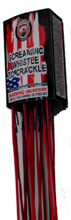 Screaming whistle to crackle Fireworks For Sale - Bottle Rockets