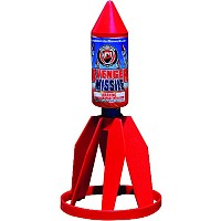 AVENGER MISSILE Fireworks For Sale - Sky Rockets