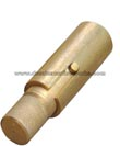 Fireworks - Fiberglass Mortar Tubes & supplies - Star Pump, Economy, Brass,1 inch (25.4 mm)