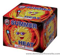 Summer Heat Fountain Fireworks For Sale - Fountains Fireworks