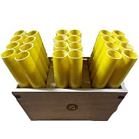 24 shot angled mortar rack Fireworks For Sale - Fiberglass Mortar Tubes & supplies