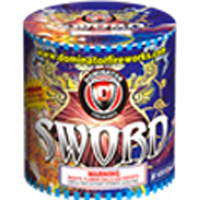 Sword Fireworks For Sale - 200G Multi-Shot Cake Aerials