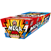 Mega Mini Fireworks For Sale - 200G Multi-Shot Cake Aerials