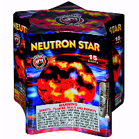 Neutron Star Fireworks For Sale - 200G Multi-Shot Cake Aerials