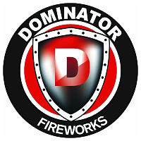 Dominator Sticker Fireworks For Sale - Fireworks Promotional Supplies