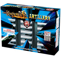 King Slayer Fireworks For Sale - Reloadable Artillery Shells