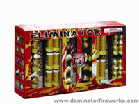 Eliminator - Artillery Shells Fireworks For Sale - Reloadable Artillery Shells
