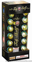Top Shelf - 12 shot - Artillery Shells Fireworks For Sale - Reloadable Artillery Shells
