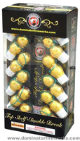 Top Shelf - Double Break - Artillery Shells Fireworks For Sale - Reloadable Artillery Shells