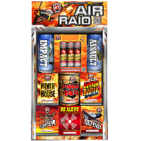 AIR RAID Fireworks Assortment Fireworks For Sale - Fireworks Assortments