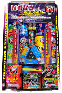 NOVA ASSORTMENT Fireworks For Sale - Fireworks Assortments