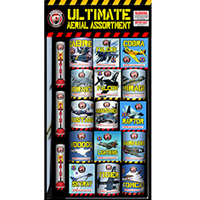 Ultimate Aerial Assortment Fireworks For Sale - Fireworks Assortments