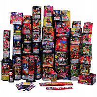 Commando Soldier Fireworks For Sale - Fireworks Assortments