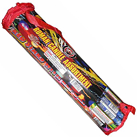 ROMAN CANDLE POLY PACK Fireworks For Sale - Roman Candles