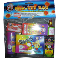 Par-Tee Bag Fireworks For Sale - Fireworks Assortments