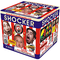 SHOCKER! Fireworks For Sale - 500g Firework Cakes