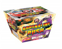 Adrenaline Rush Fireworks For Sale - 500g Firework Cakes