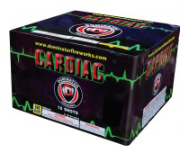 Cardiac Fireworks For Sale - 500g Firework Cakes