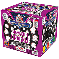 Mammoth Crackle Fireworks For Sale - 500g Firework Cakes
