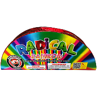 RADICAL RAINBOW Fireworks For Sale - Fountains Fireworks