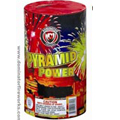 Pyramid Power Fountain  Fireworks For Sale - Fountains Fireworks
