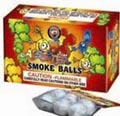 White Smoke Balls Fireworks For Sale - Smoke Items
