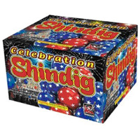 Celebration Shindig Fireworks For Sale - 500g Firework Cakes