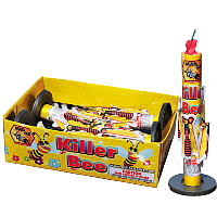 Killer Bee Fountain Fireworks For Sale - Fountains Fireworks
