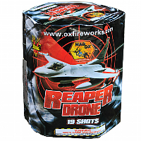 Reaper Drone Fireworks For Sale - 200G Multi-Shot Cake Aerials