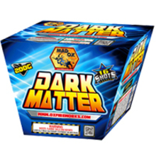 Dark Matter - 200g Fan Cake Fireworks For Sale - 200G Multi-Shot Cake Aerials