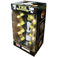 The Hammer Fireworks For Sale - Reloadable Artillery Shells