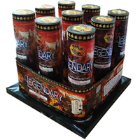 Legendary Fireworks For Sale - 500g Firework Cakes