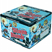 Slam Dunk Fireworks For Sale - 500g Firework Cakes