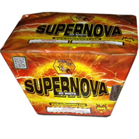 Supernova Fireworks For Sale - 500g Firework Cakes