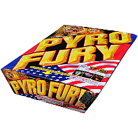 Pyro Fury 500g Cake Fireworks For Sale - 500g Firework Cakes